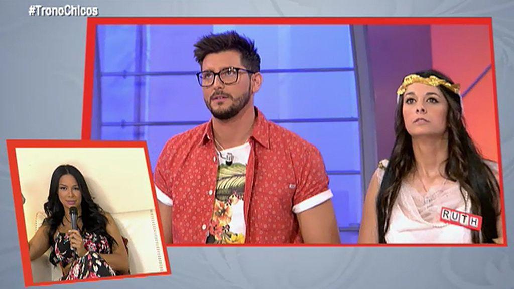 """Paola critica la actitud de Ruth con Manu: """"Te cortas porque eres una 'friki fan'"""""""