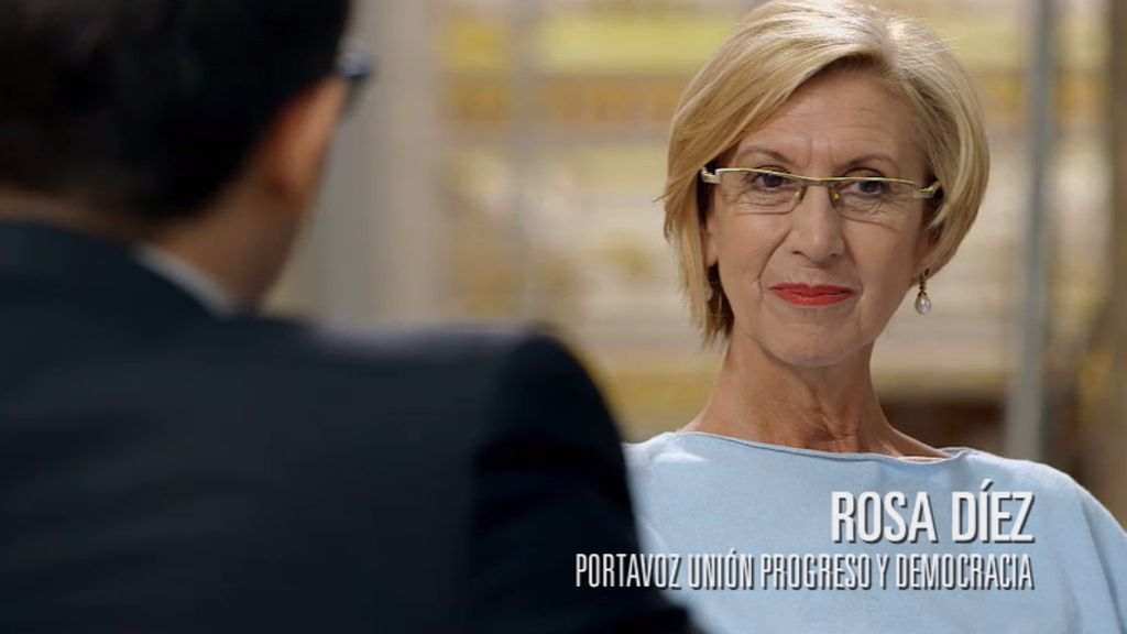 Charla íntegra con Rosa Díez