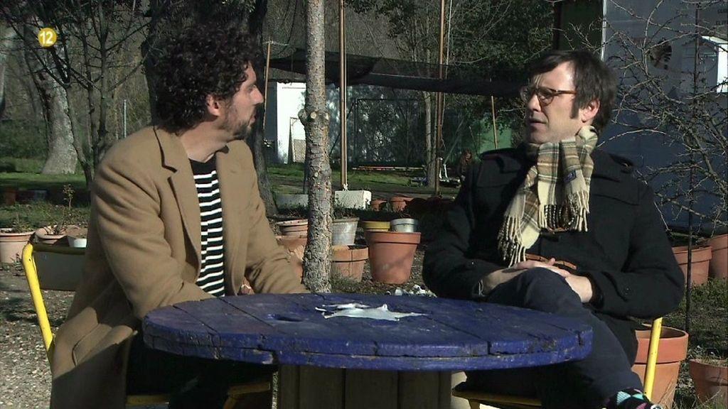 Paco León se enfrenta a su 'yo' más 'creativo' en la nueva entrega de 'Feis tu feis'