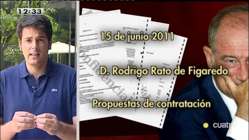 """J.M. Olmo: """"No tiene sentido que el testaferro entre en prisión y Rato esté en libertad"""""""
