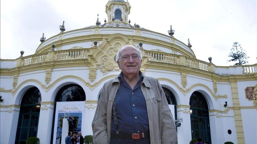 El director de cine, Vicente Aranda. EFE/Archivo
