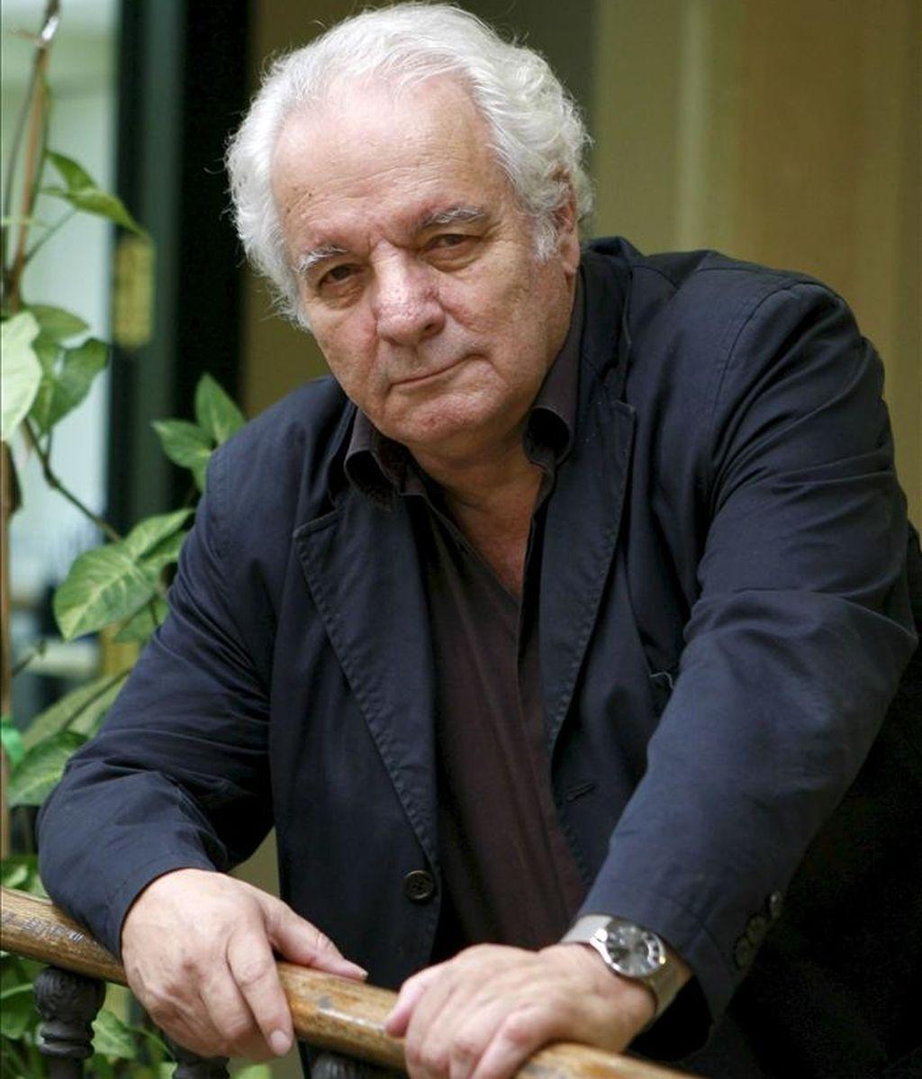 El escritor Javier Reverte. EFE/Archivo