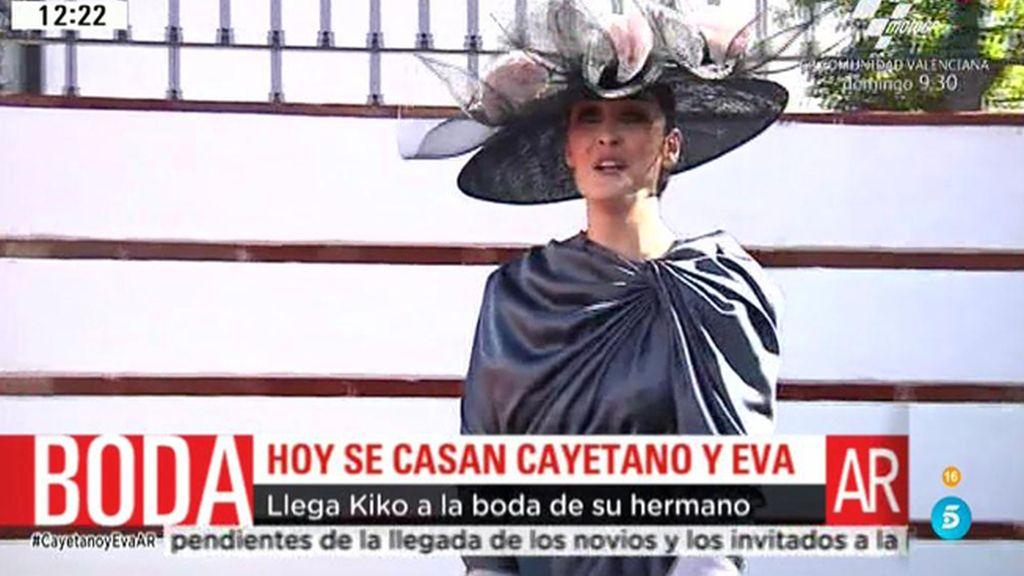 """Vicky Martín Berrocal: """"Cayetano y Eva son una pareja radiante y bellísima"""""""