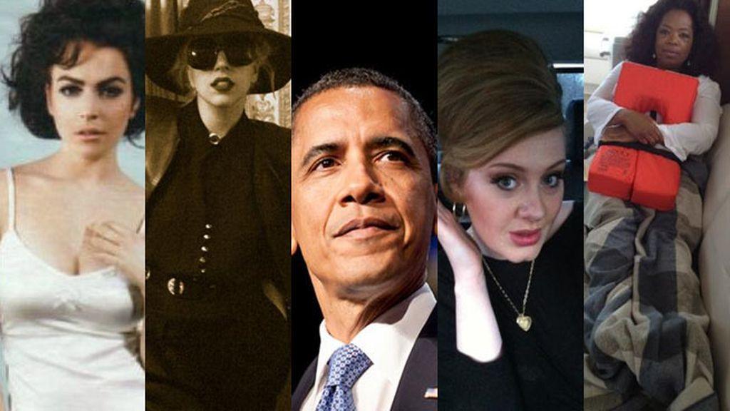 ¿A quién sigue Lindsay Lohan?