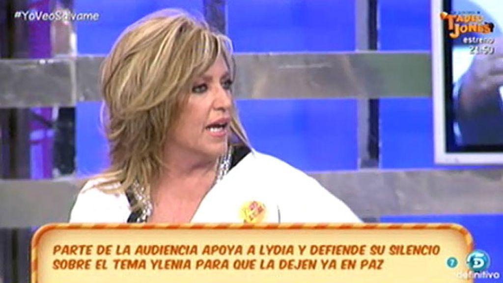Lydia Lozano reconoce que se equivocó con el caso de Ylenia Carrisi
