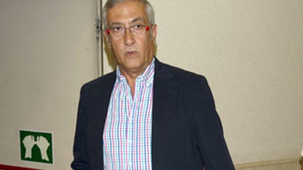Gregorio Manzano. FOTO: GTres