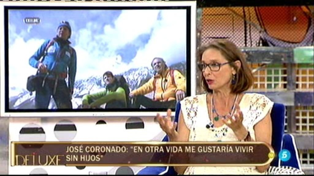 """Paola Dominguín, sobre José Coronado: """"Él es un padrazo. Ama a sus hijos"""""""
