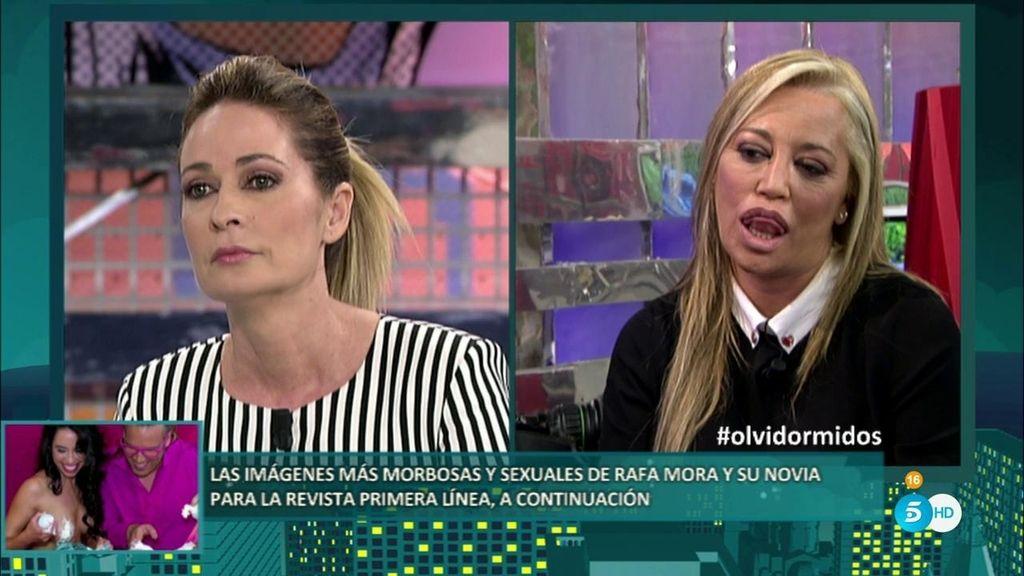 """O. Hormigos: """"Yo no creo a Belén Esteban, creo en Toño Sanchís y en el juicio se verá"""""""