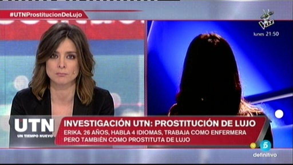 Así es la prostitución de lujo