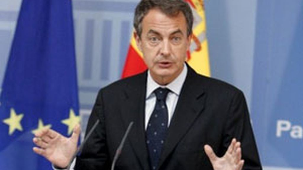 Zapatero en una imagen de archivo. Foto: EFE