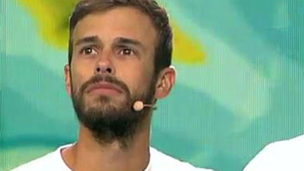 Cristian se convierte en el aspirante ganador de 'Pasaporte a la isla'