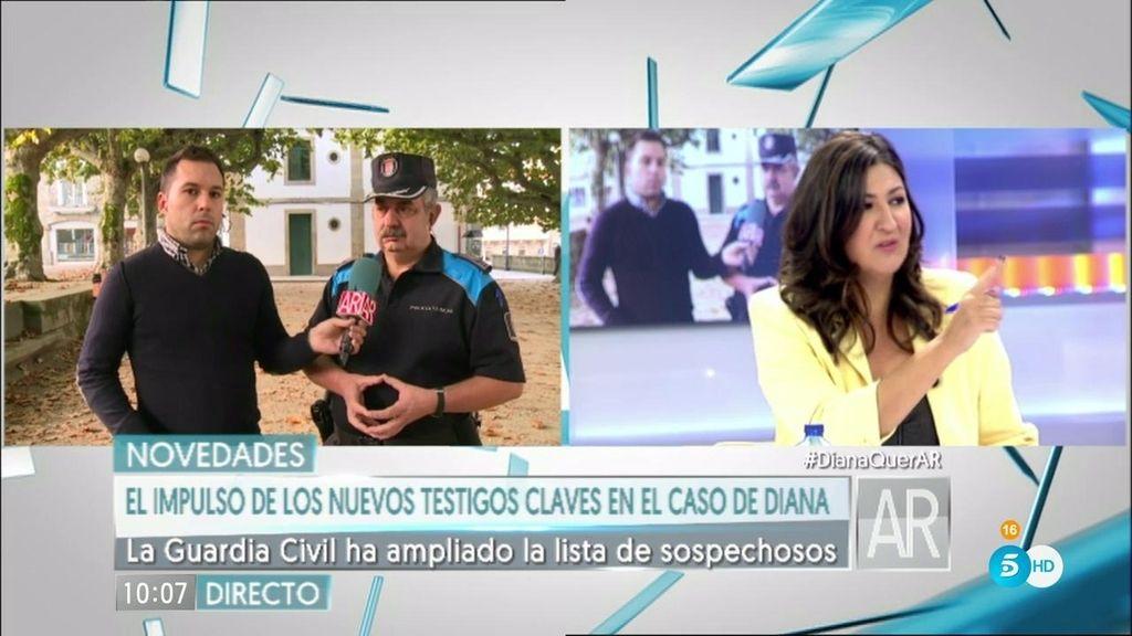 """Jefe de policia: """"Creo que el secuestrador de Diana tiene relación con alguien de la zona"""""""