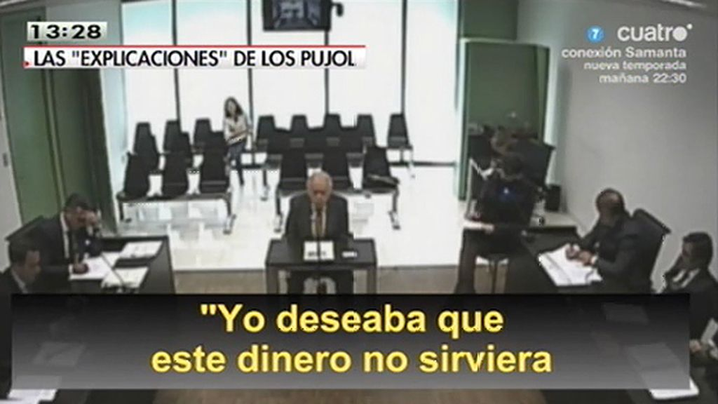 Los olvidos de Jordi Pujol
