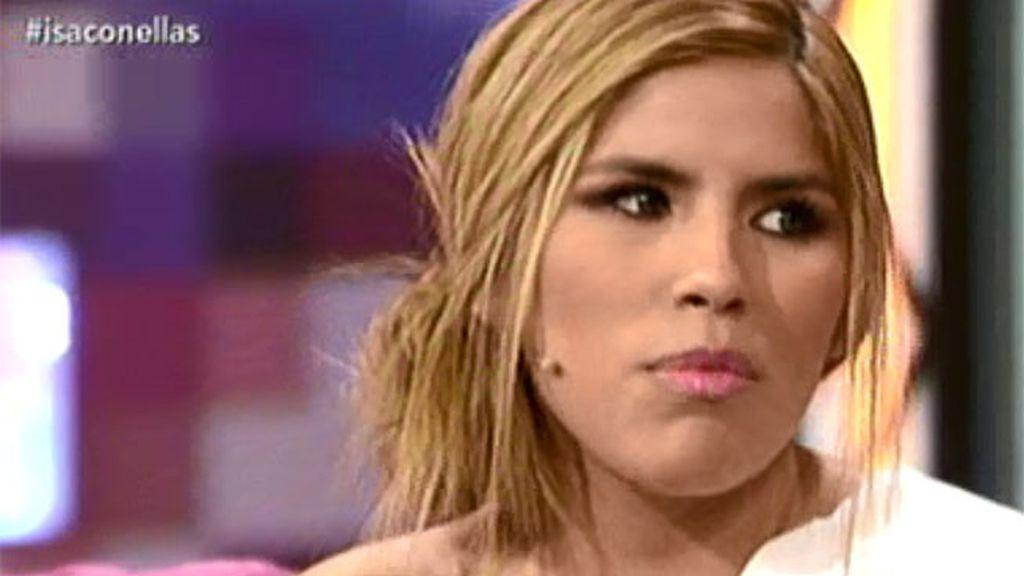 """Chabelita, sobre el 'buen rollo' de Kiko y Laura: """"Mi hermano tiene novia y la respeta"""""""