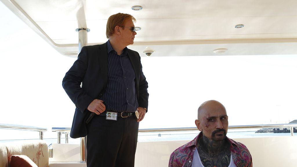 Temporada 9, capítulo 12 'CSI Miami'