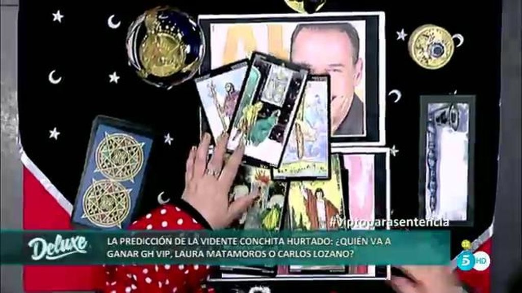 ¿Quién ganará 'GH VIP'? La predicción de la vidente Conchita Hurtado