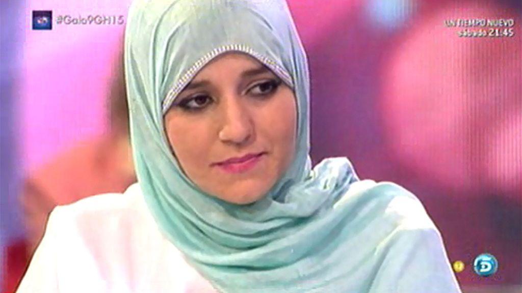 """Shaima: """"Era arriesgarme con mi familia, mis amigos y hasta con mi ciudad"""""""
