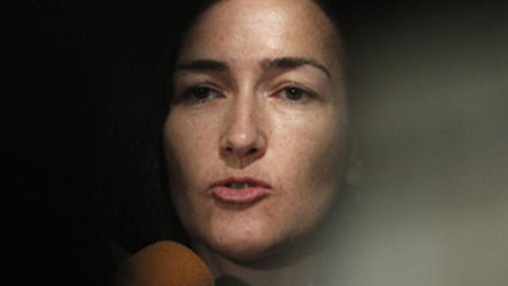 """La ministra afirma que está preocupada por la visión pública sobre """"todo el sistema de propiedad intelectual"""". Vídeo: ATLAS"""