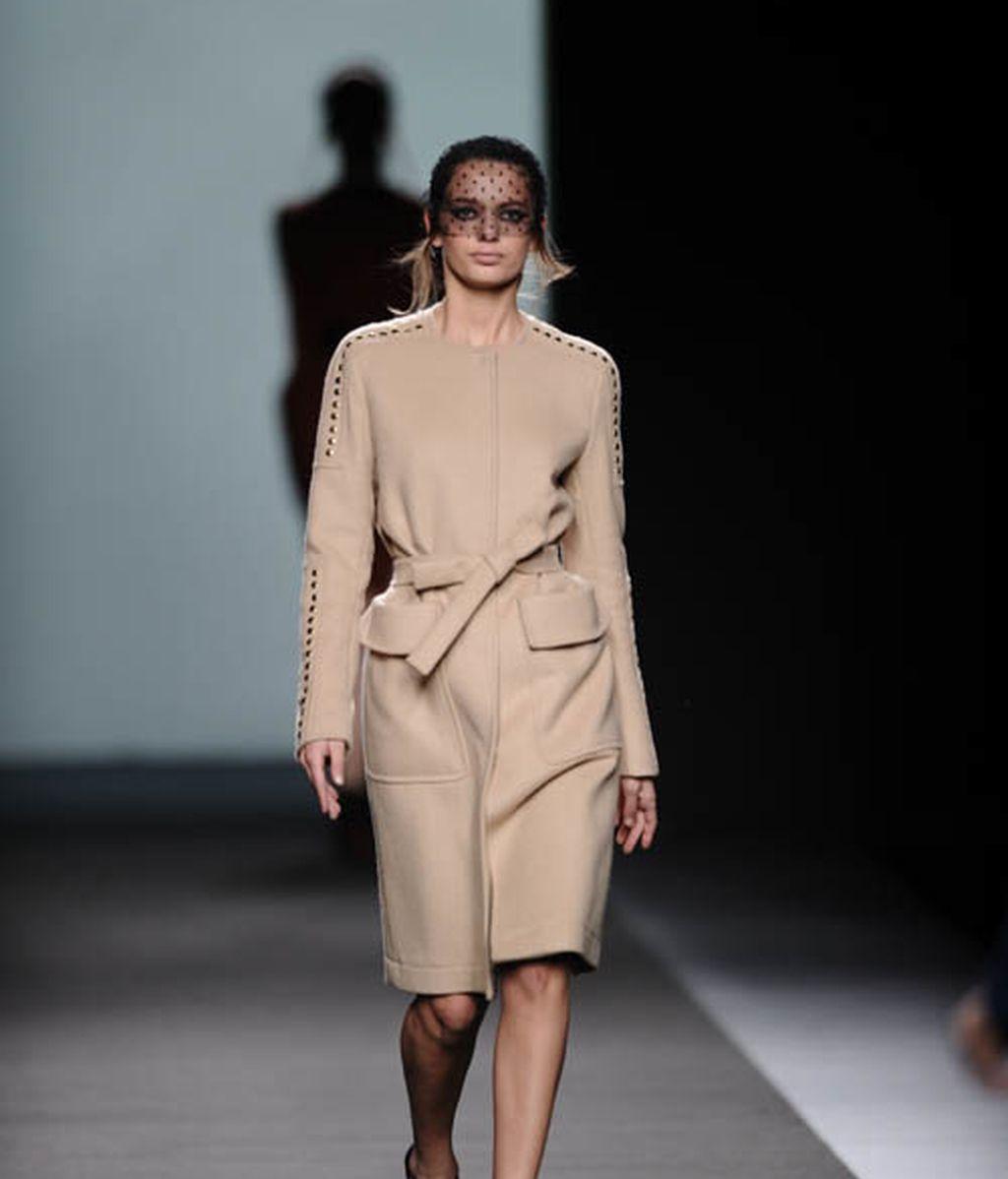 Miguel Palacio se envuelve de 'vintage parisino'