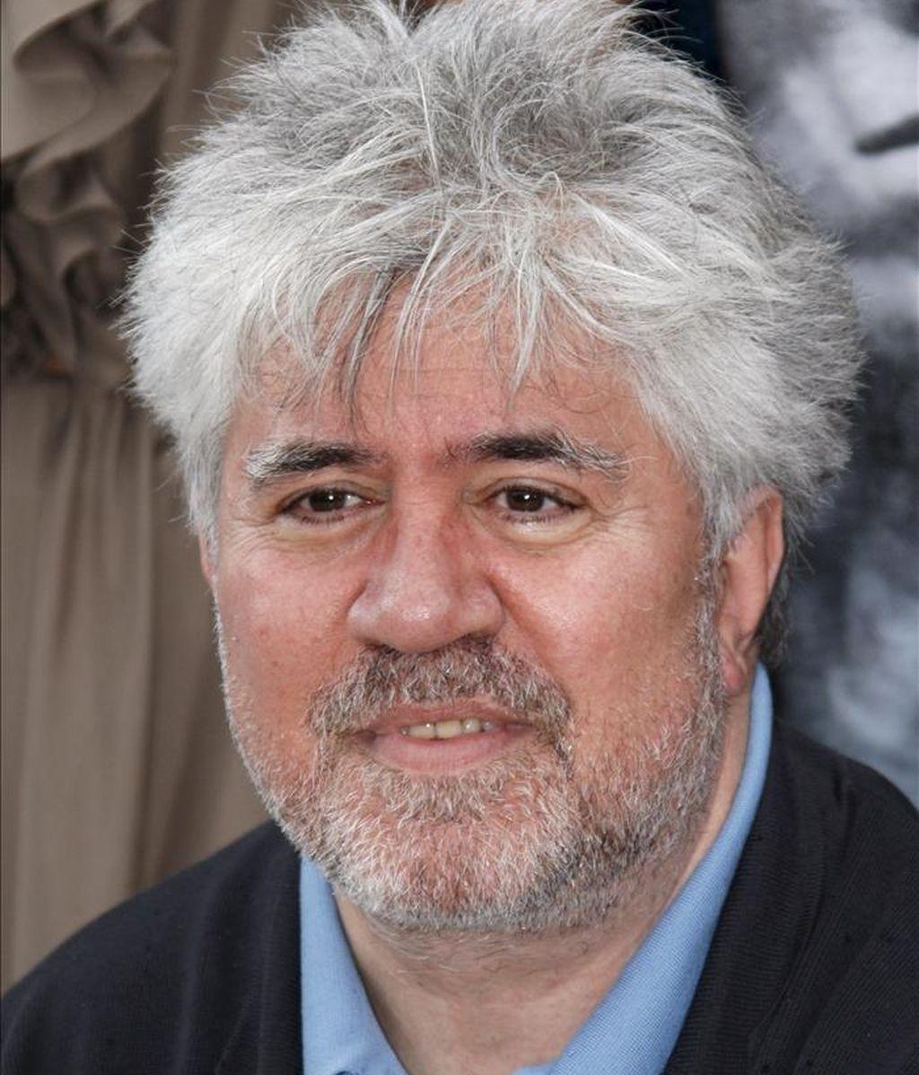 El director español Pedro Almodóvar. EFE/Archivo