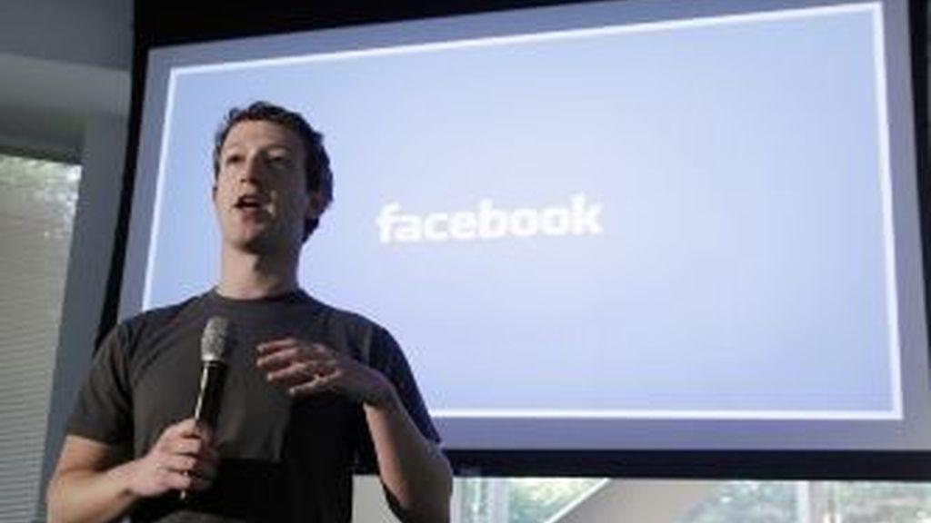 Mark Zuckerberg, uno de los creadores de Facebook. GTRES
