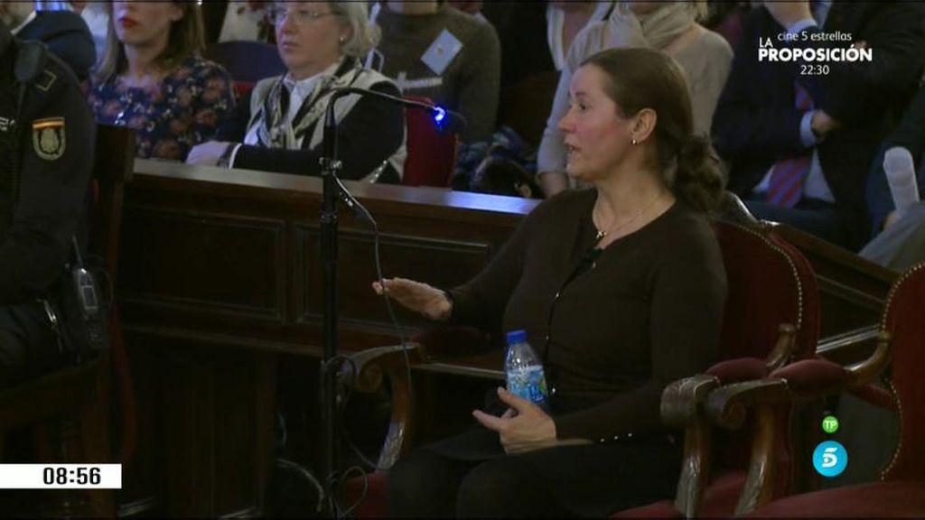 "Montserrat González, sobre el asesinato de I. Carrasco: ""No estoy arrepentida"""