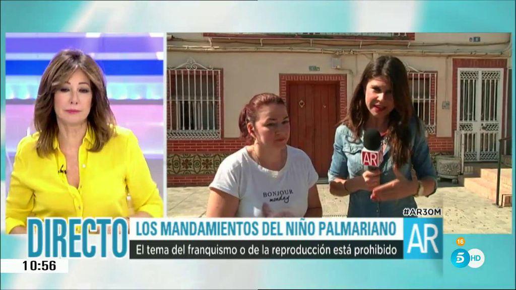 """Guadalupe, ex miembro palmariano:""""Me echaron por un pecado que no cometí"""""""
