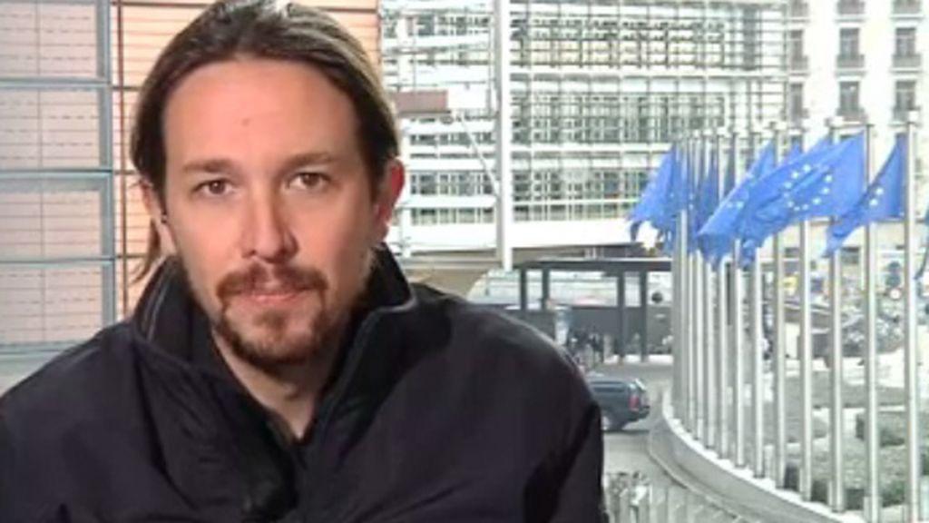 """Pablo Iglesias: """"Bono me dijo que Zapatero quería conocerme y yo encantado"""""""