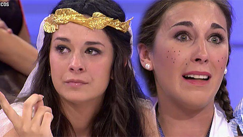 Loli se derrumba al ver llorar a Ruth