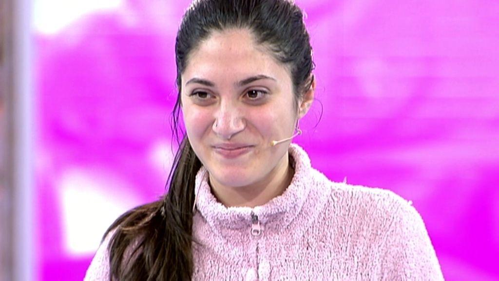 """Leticia: """"Mi madre tiene una discapacidad y cuido de ella pero me olvido de mí"""""""