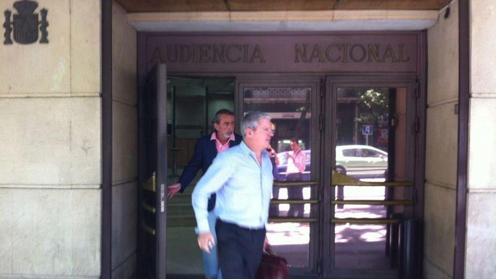 Francisco Correa acude a la Audiencia junto a Pablo Crespo