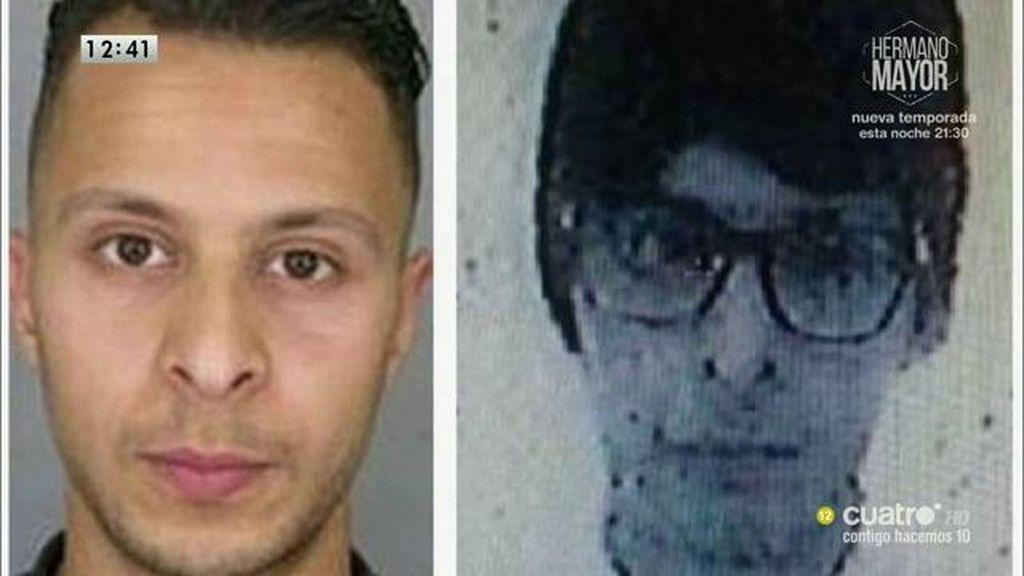 Con gafas, gorro y peluquín, así es la nueva imagen de Salah Abdeslam