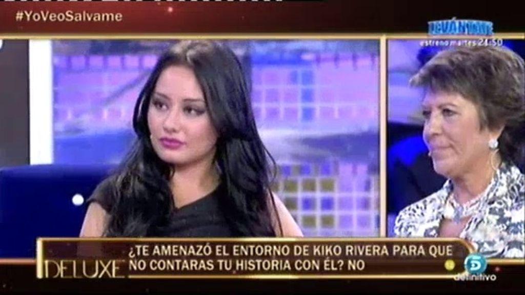 """Lorena da Souza: """"El entorno de Kiko Rivera me ha amenazado, he pasado miedo"""""""
