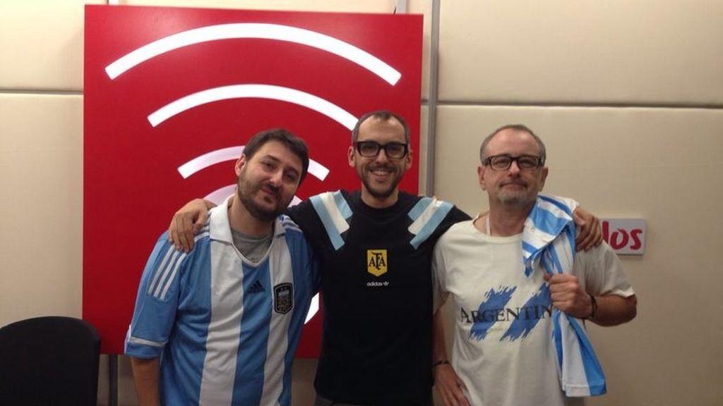 Programa 28 (13/07/2014): 'Paula Prendes y Sánchez Arévalo le ponen el lazo al Mundial'