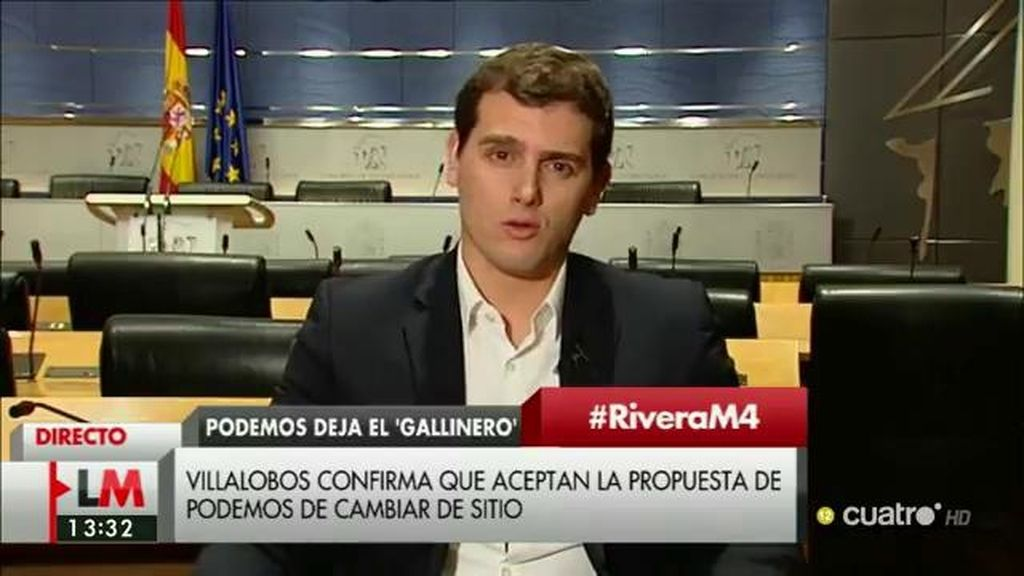 La entrevista completa a Albert Rivera