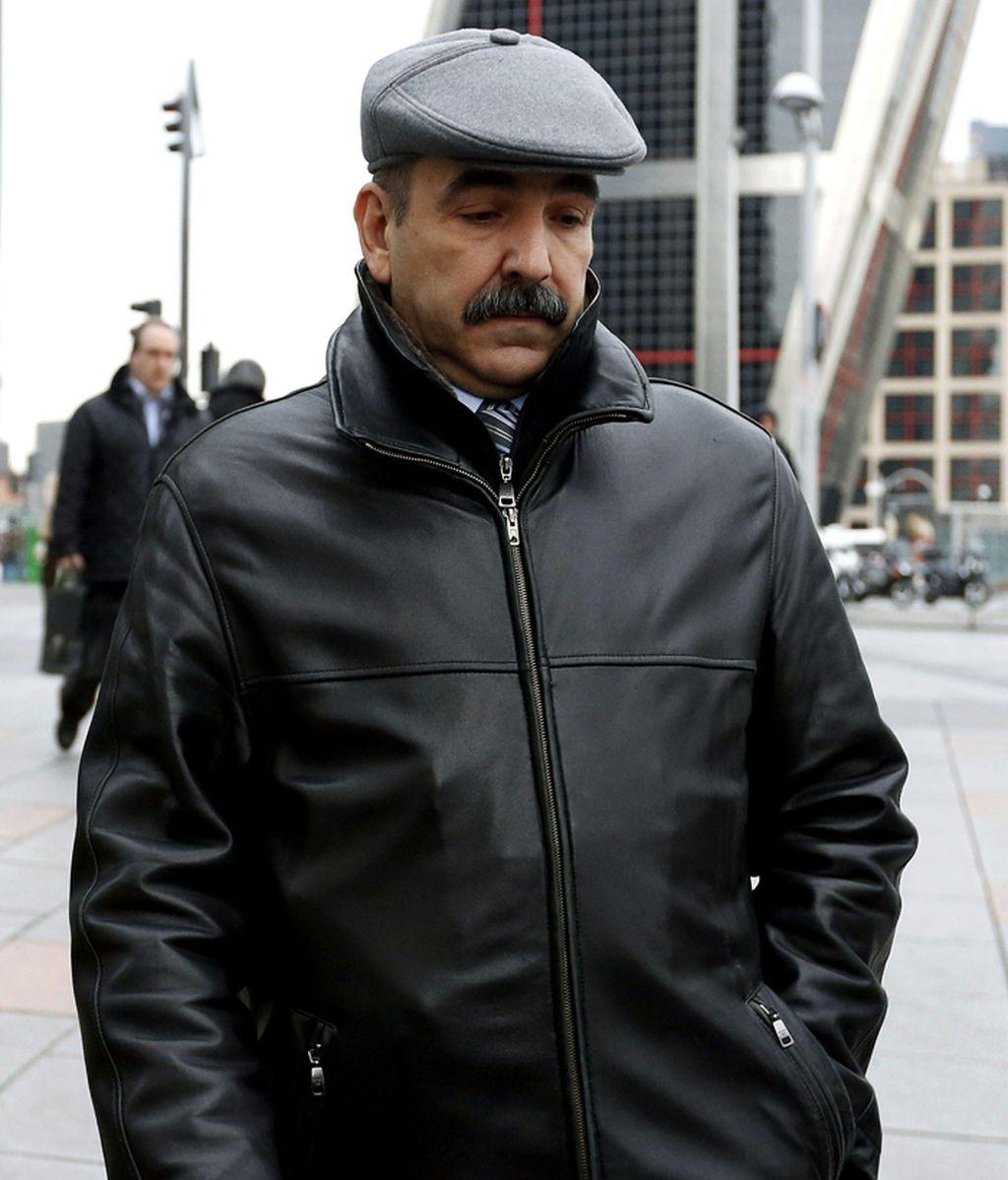 Francisco del Amo, coordinador de Madritec, comparece ante el juzgado por el caso Madrid Arena