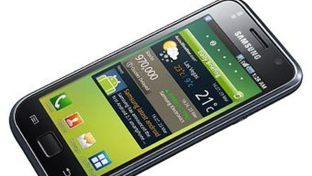 Samsung bate récord de ventas al vender 10 millones de su Galaxy S II en cinco meses.