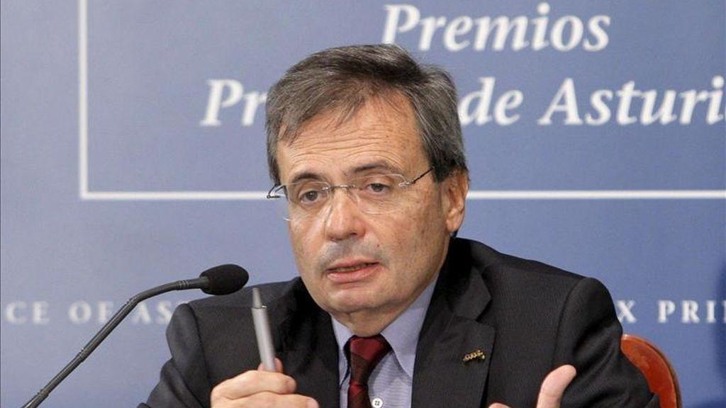 El director de la Organización Nacional de Trasplantes de España, Rafael Matesanz. EFE/Archivo