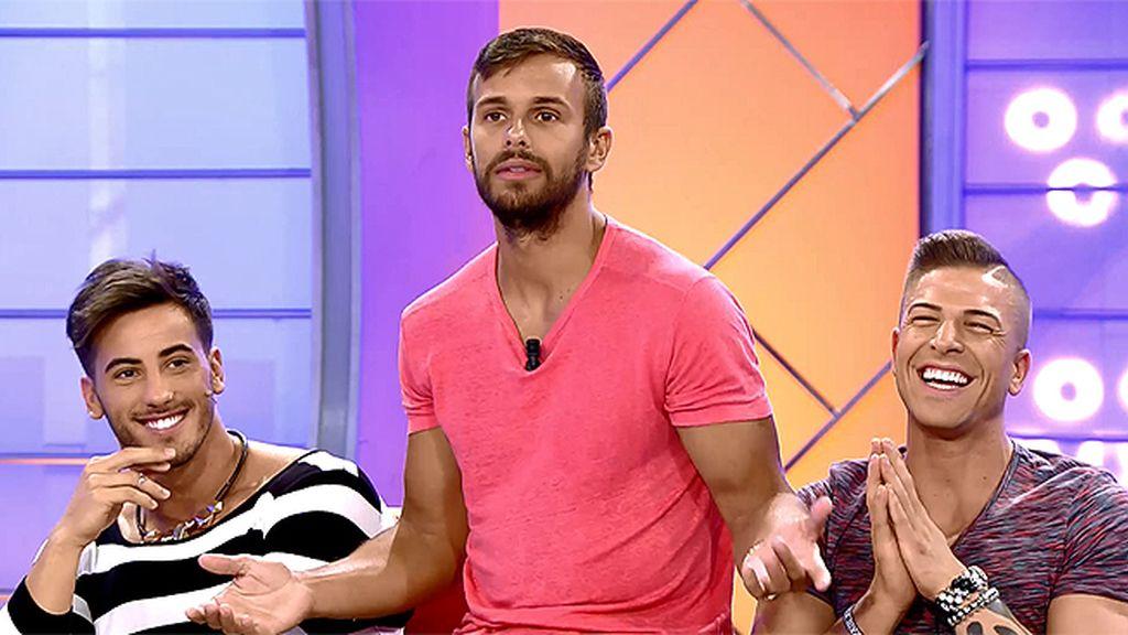 """Cristian se hace ilusiones: """"Emma, ¿me puedo quedar en el trono?"""""""