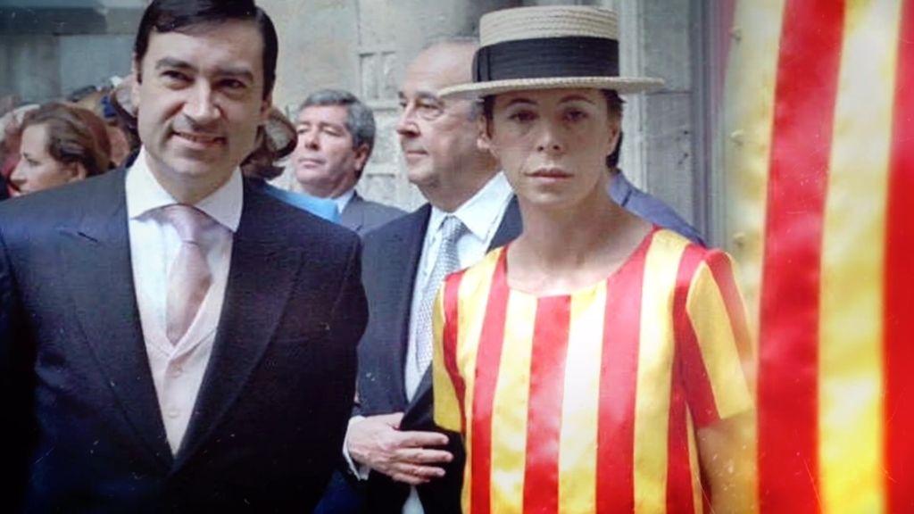 Ágatha Ruiz y Pedro J. fueron invitados a las tres bodas de la Casa Real