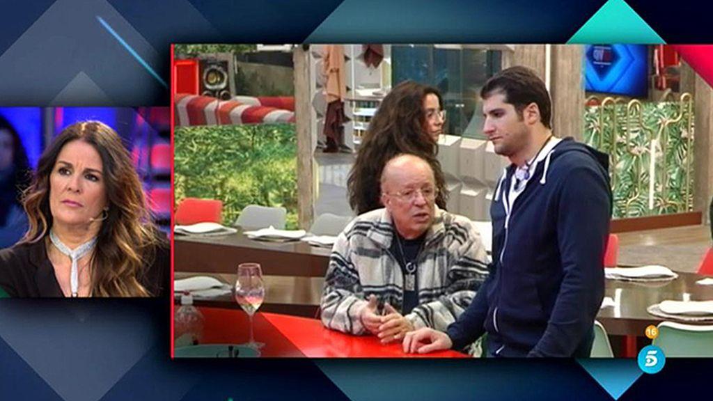 """Rappel, a Julián: """"Estabas en el corazón de tu madre hasta el último momento"""""""