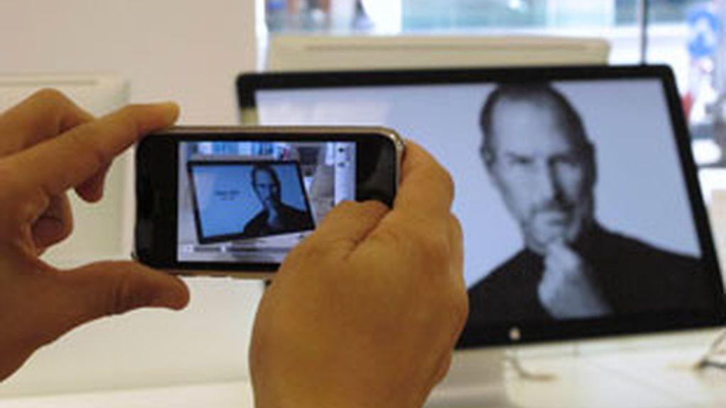 La noticia de la muerte de Jobs ha conmocionado al mundo. Foto: Gtres.