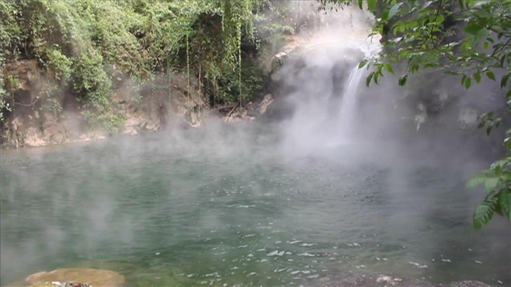 De leyenda a realidad, existe el río hirviente en la selva amazónica en Perú