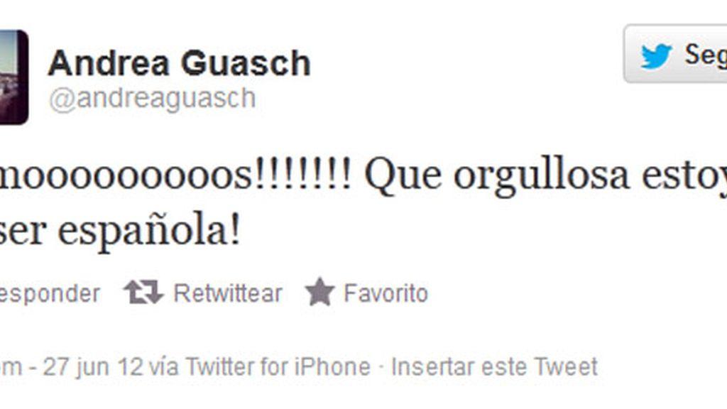 Andrea Guasch