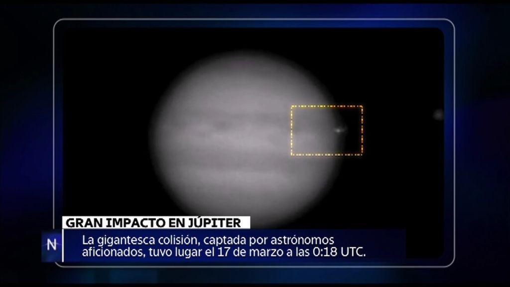 El impacto contra Júpiter, nuevas pistas sobre la lengua etrusca, un tiburón albino…