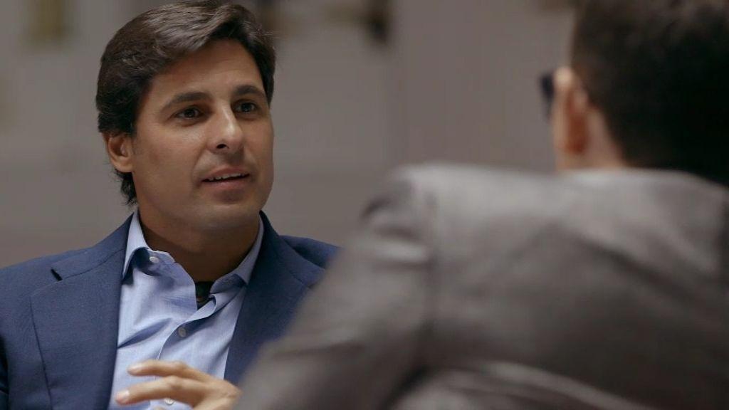 """Francisco Rivera: """"Me siento muy orgulloso de la familia que tengo"""""""
