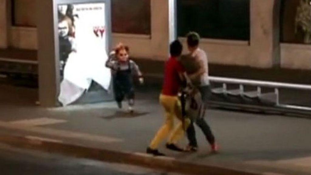 'Chucky', la broma que asusta a Brasil