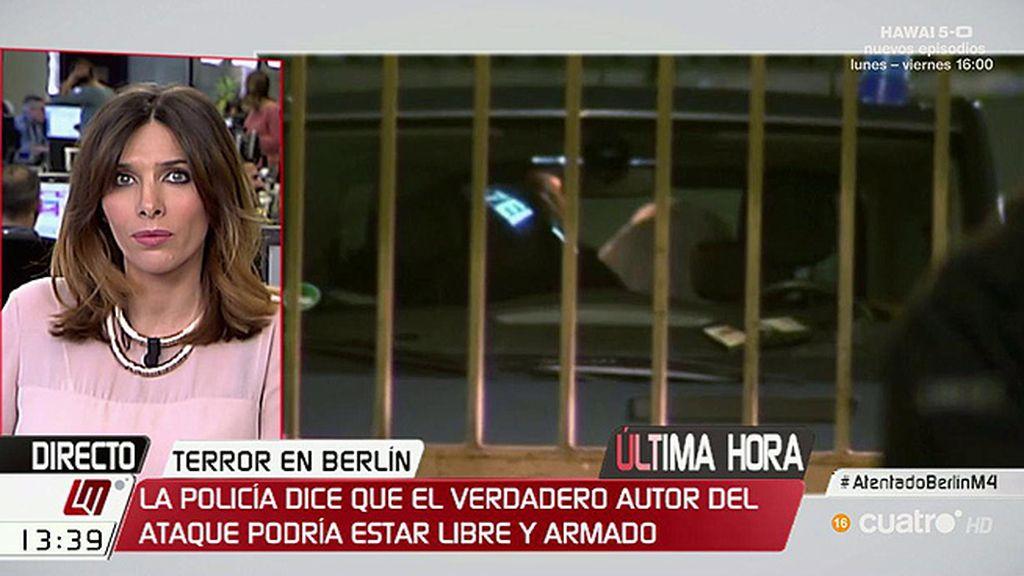 El sospechoso del atentado de Berlín podría haber sido detenido por error, según Die Welt