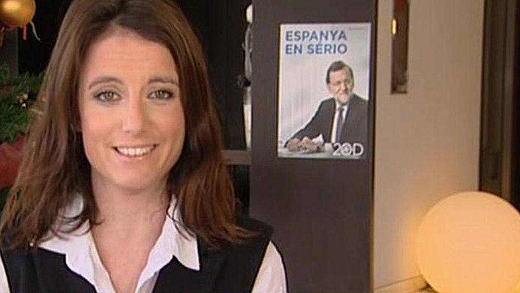 """Andrea Levy: """"Quien debe disculparse por el tono, las formas y por haberse equivocado de debate es Pedro Sánchez"""""""
