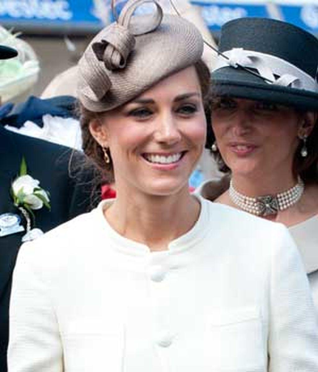 La duquesa de Cambridge, Catalina Middleton, en una imagen reciente. Foto: GTRES